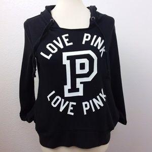 Victoria's Secret LOVE PINK Hoodie Sweatshirt